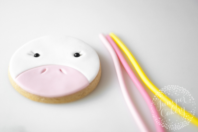 Cool unicorn cookie tutorial