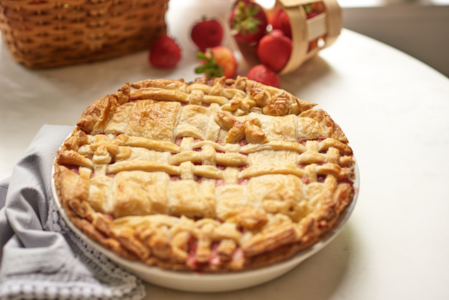 Pie by Bluprint Instructor Gesine Bullock-Prado