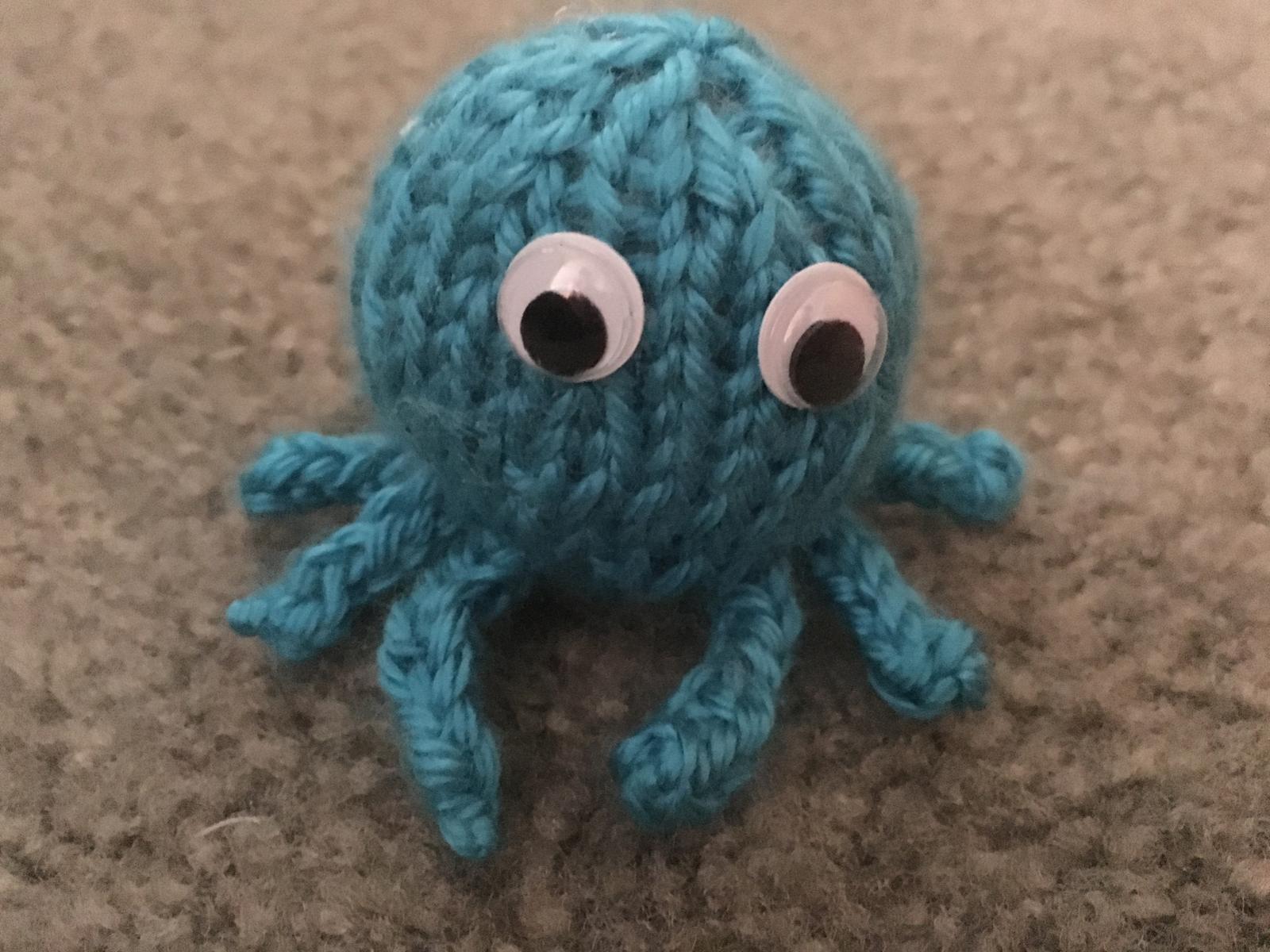 Knit Octopus Pattern