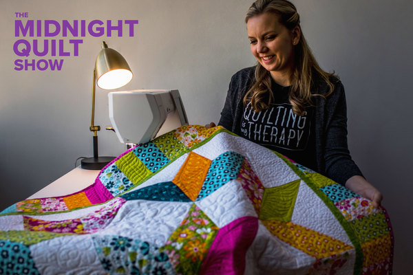 Midnight Quilt Show -- Angela Walters
