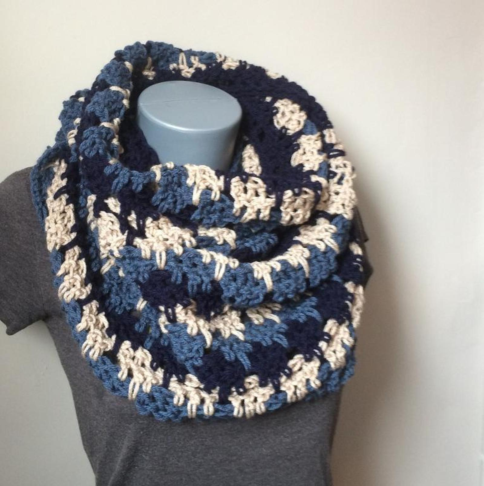 bleeding heart infinity scarf