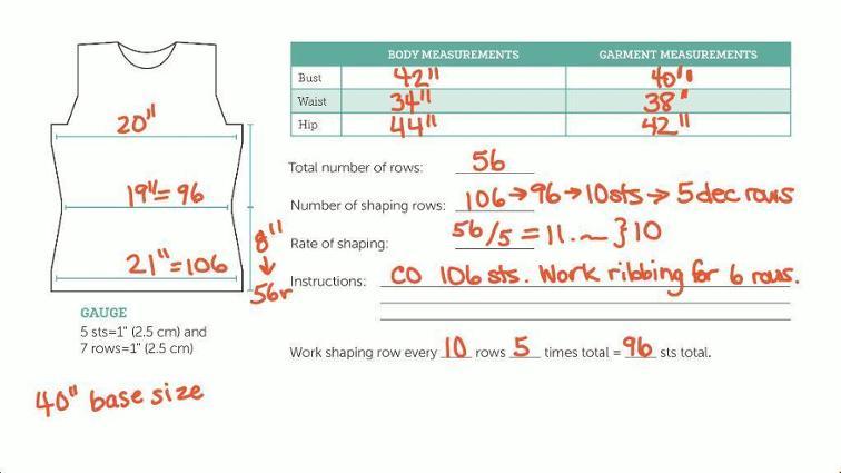 Calculate custom shaping