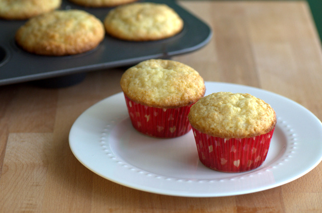 cupcakes in liners