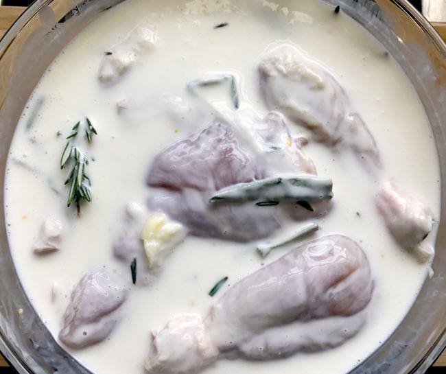 brine for fried chicken