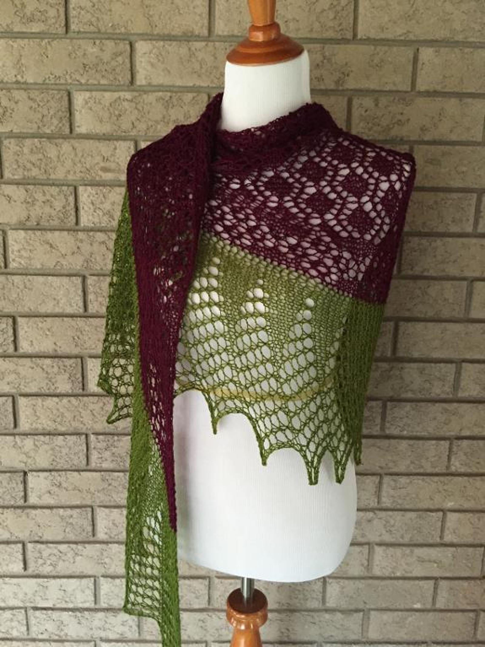 Sol Invictus Knitting Pattern