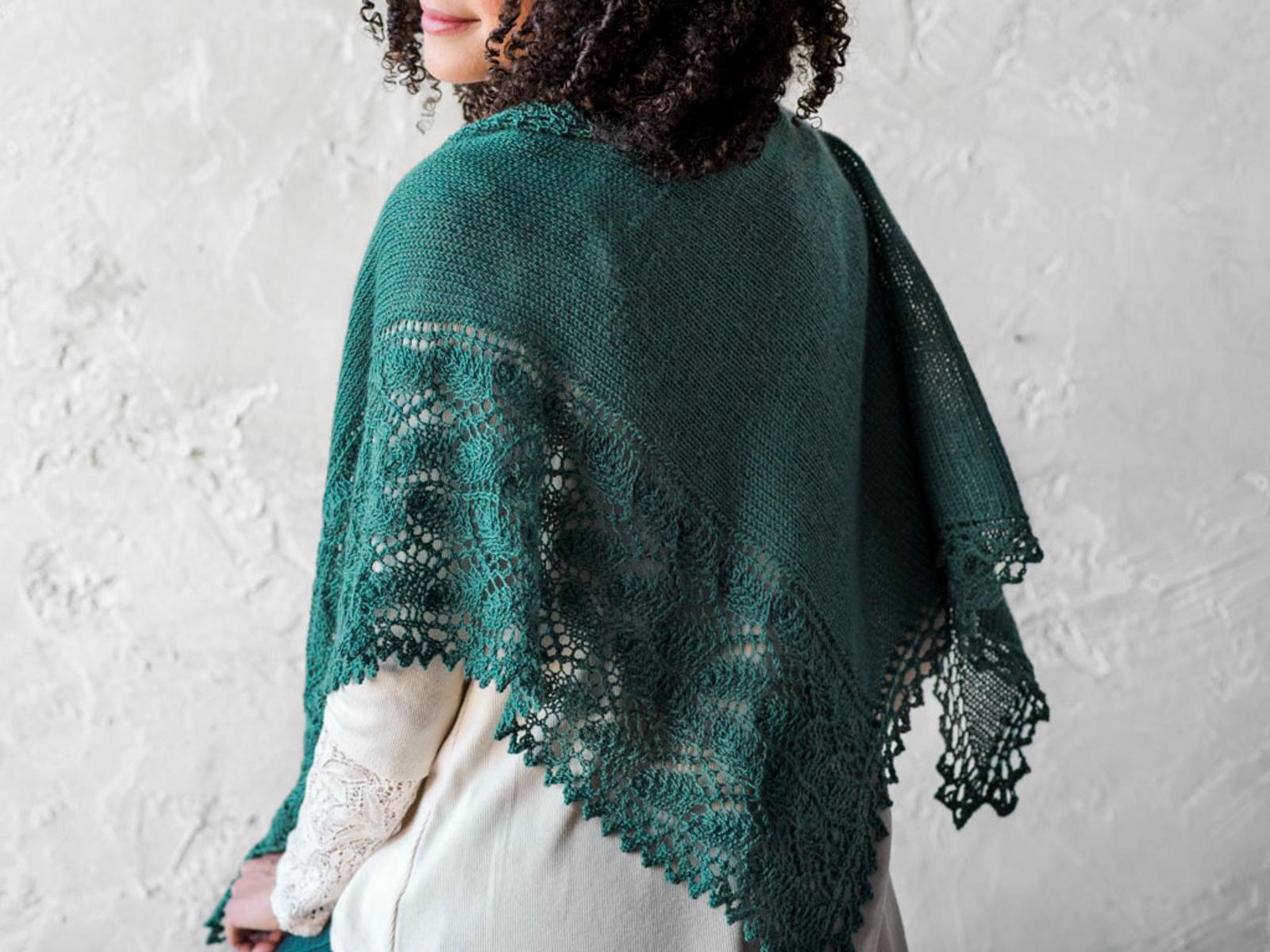 Estonian Dreams Lace Shawl Kit