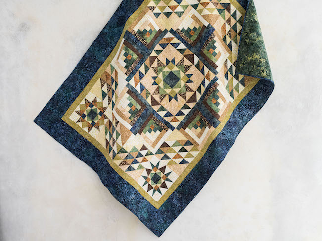 Canyon Creek Quilt