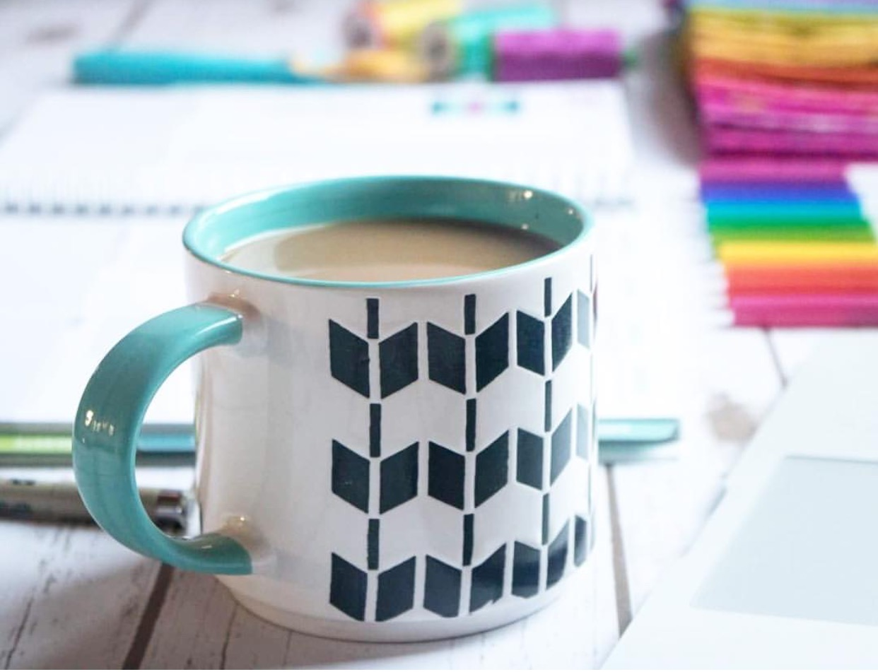 Tea and Planner