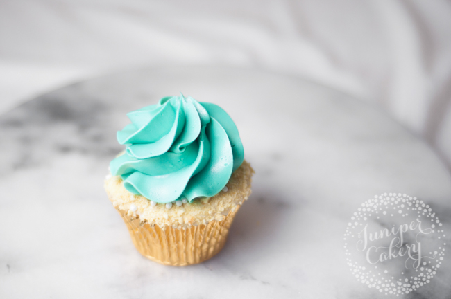Pretty mermaid cupcake tutorial