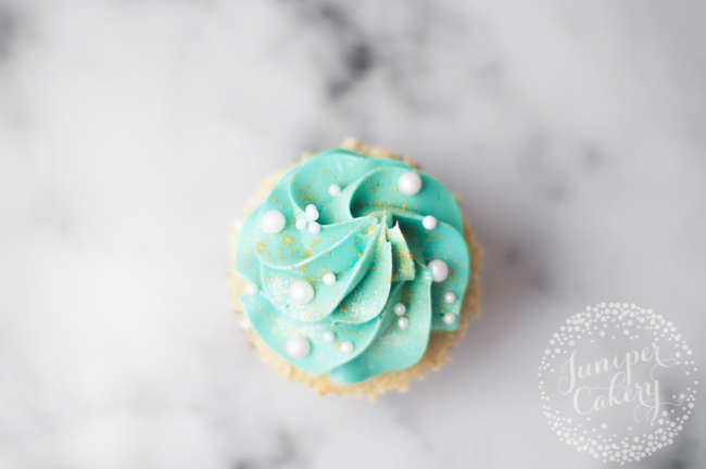 Try this mermaid cupcake tutorial