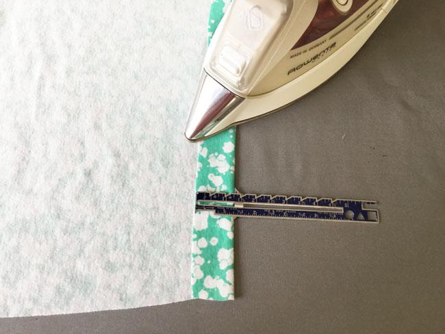 press waist edge