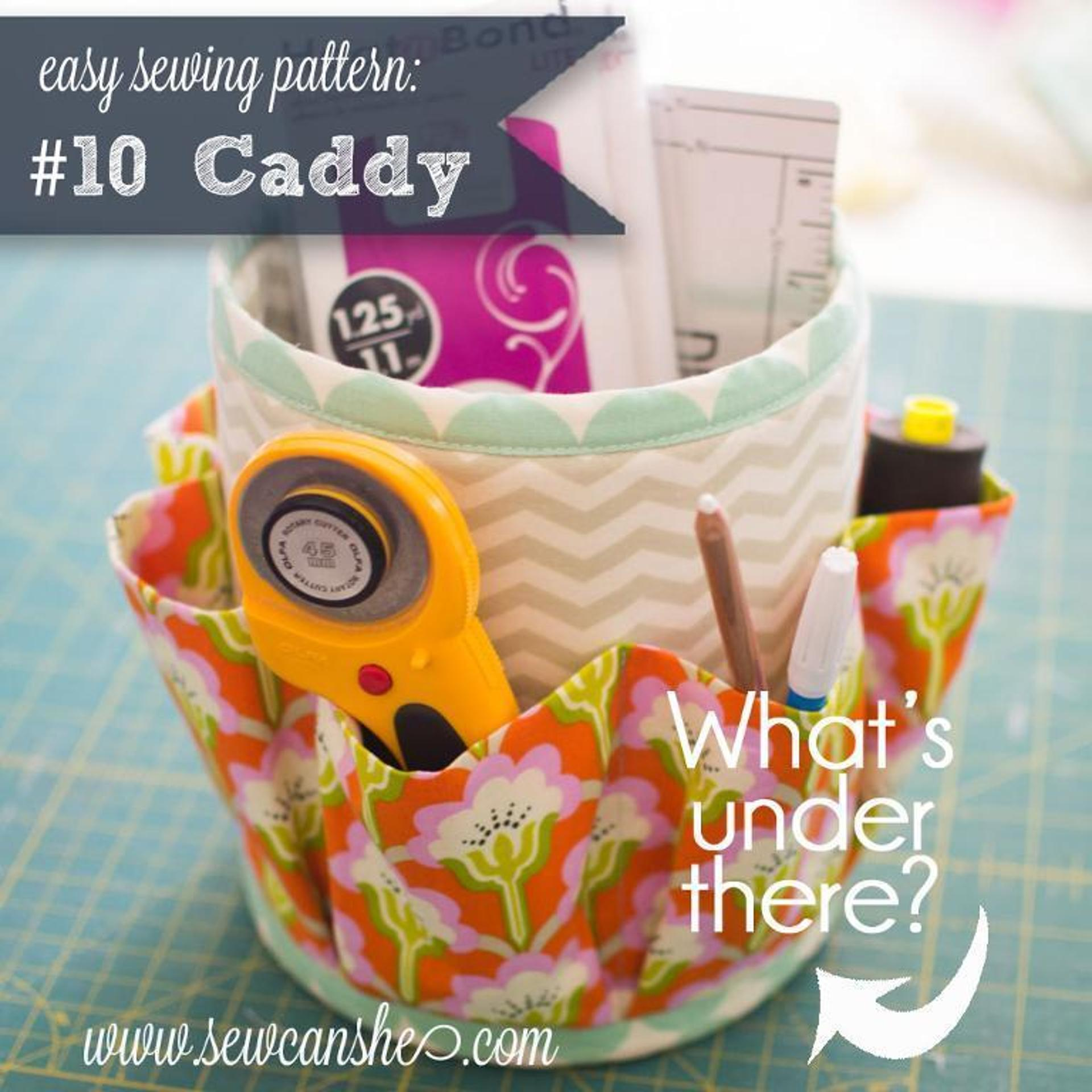 Sew Can She Tool Caddy