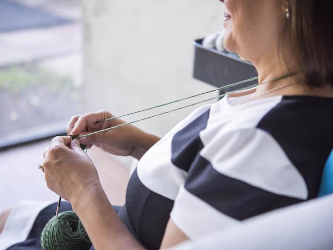 Knitting Portuguese Style