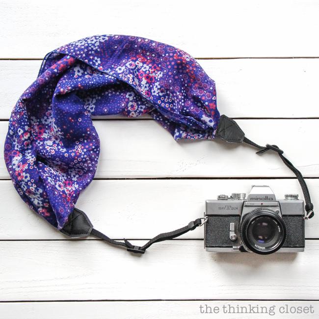 Camera Strap Cowl