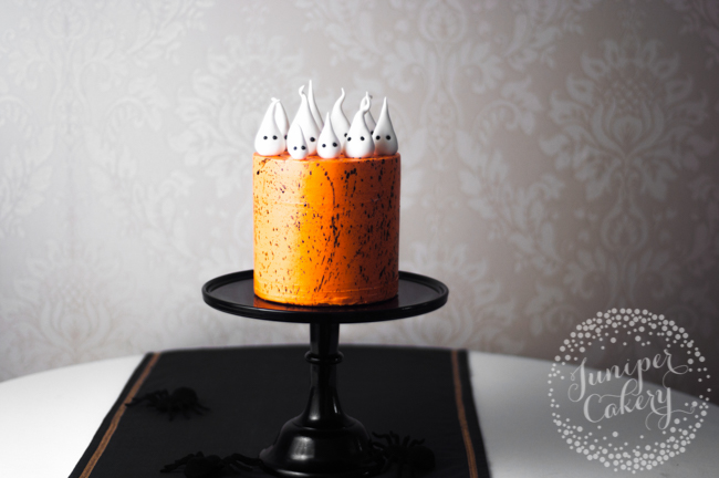 Easy Halloween Cake for Beginners