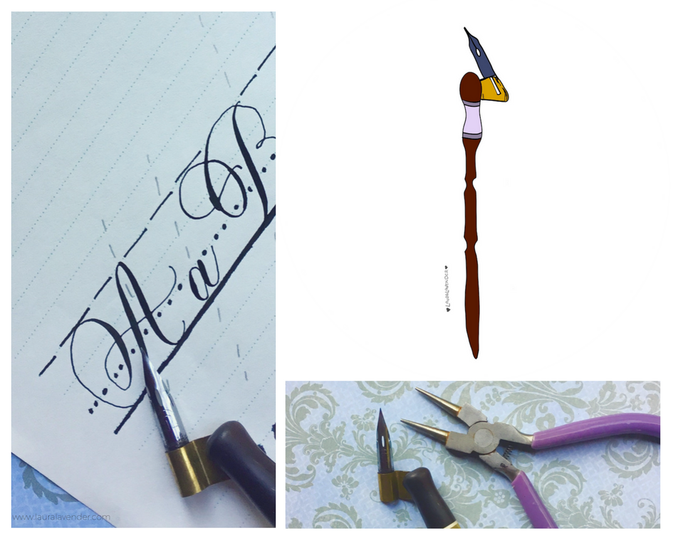 Pen and Nib