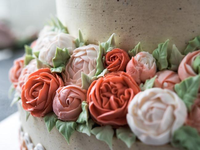 Buttercream Roses