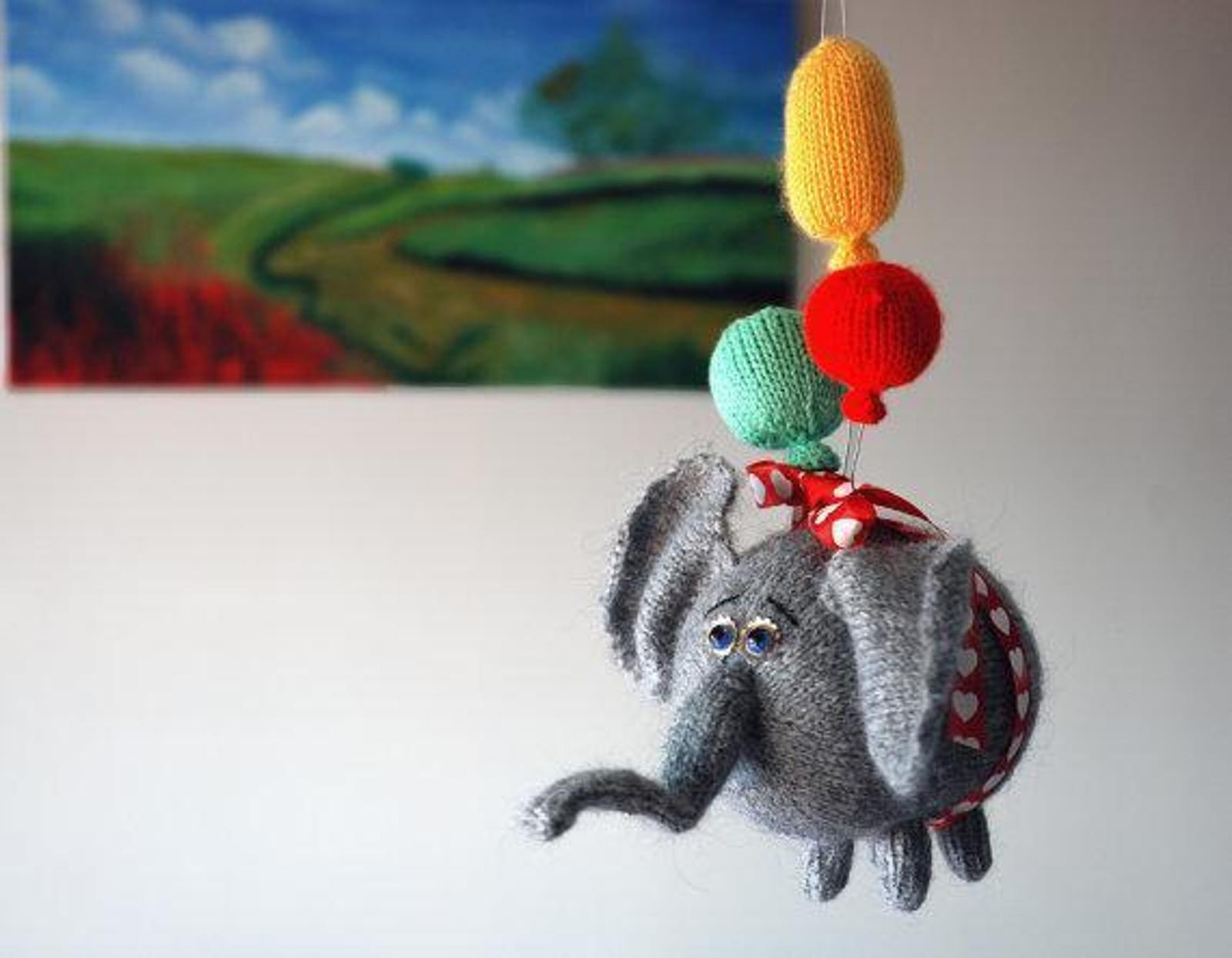 Airy Fairy Flying Elephant