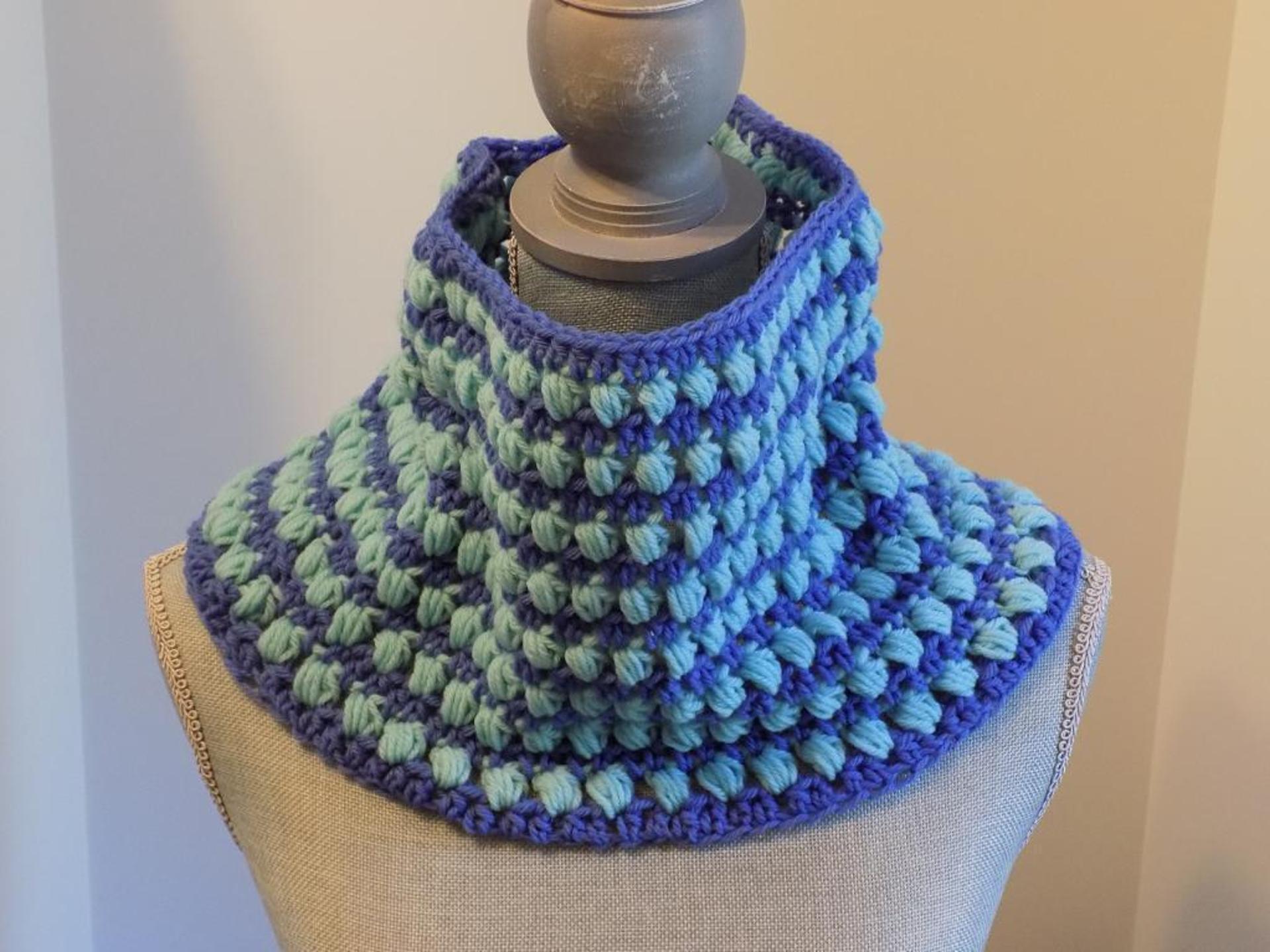 copley square cowl crochet pattern