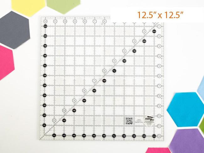 Creative Grids 12.5in ruler