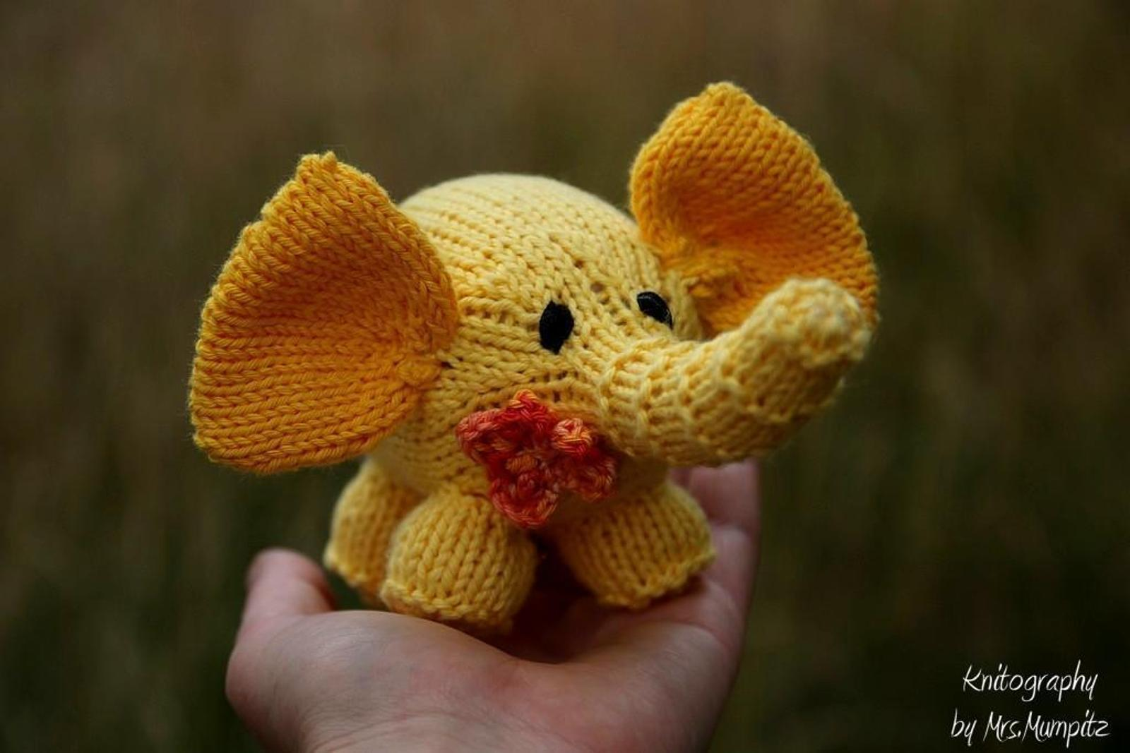 Judy the Elephant