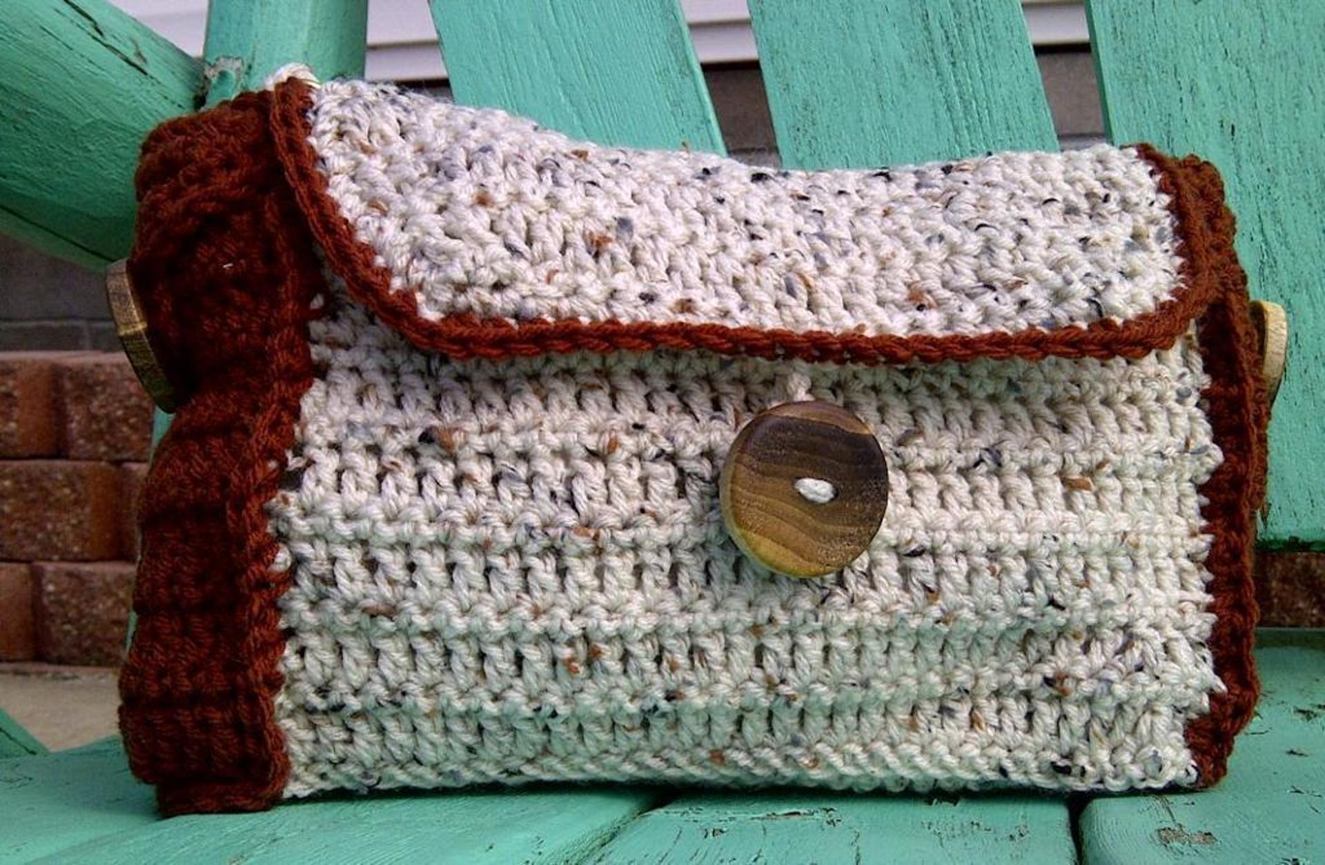 lovina handbag crochet pattern