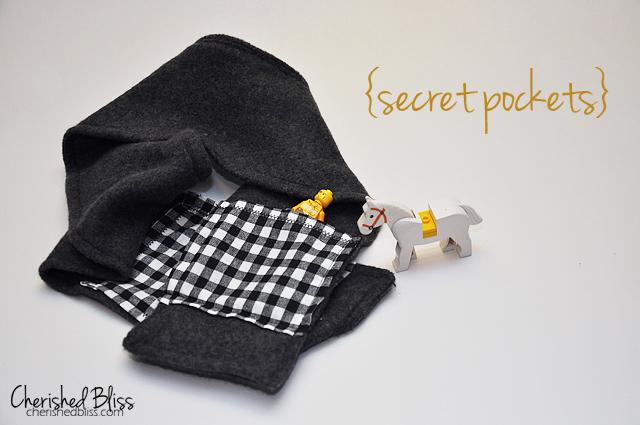 Pocket Scarf