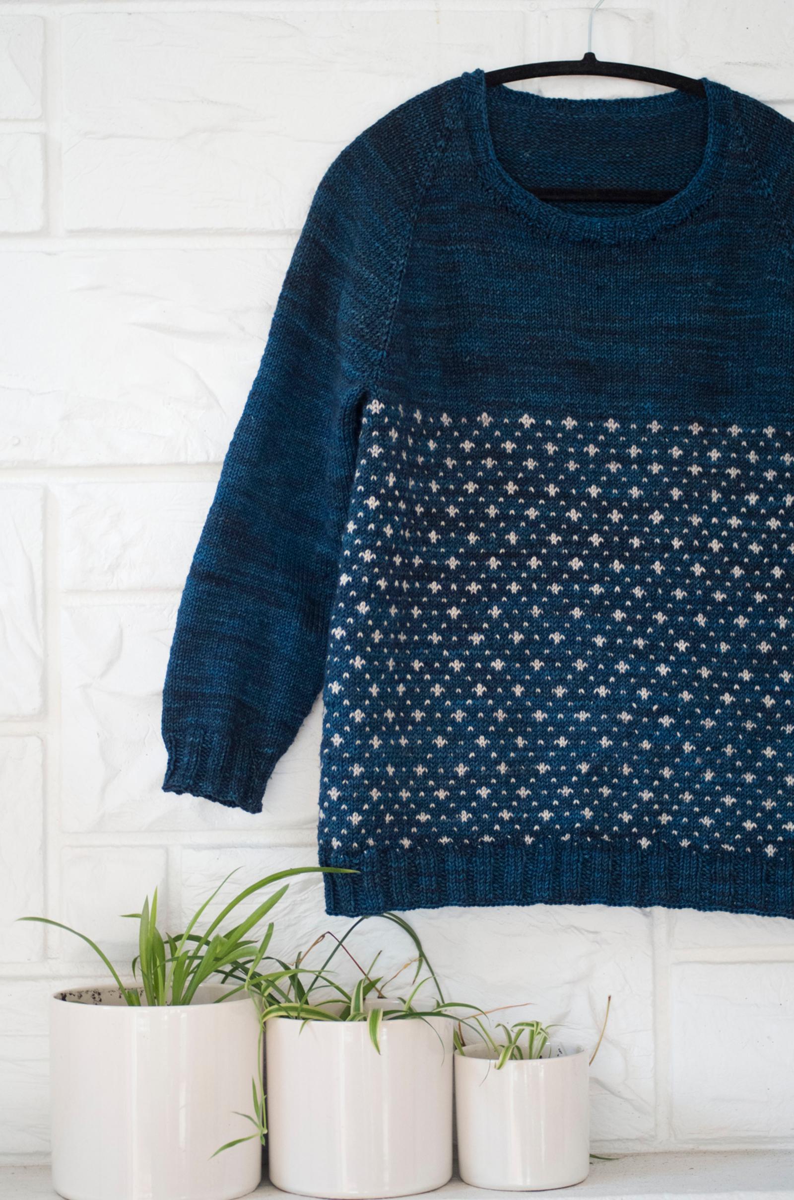 Snowfall Knitting Pattern