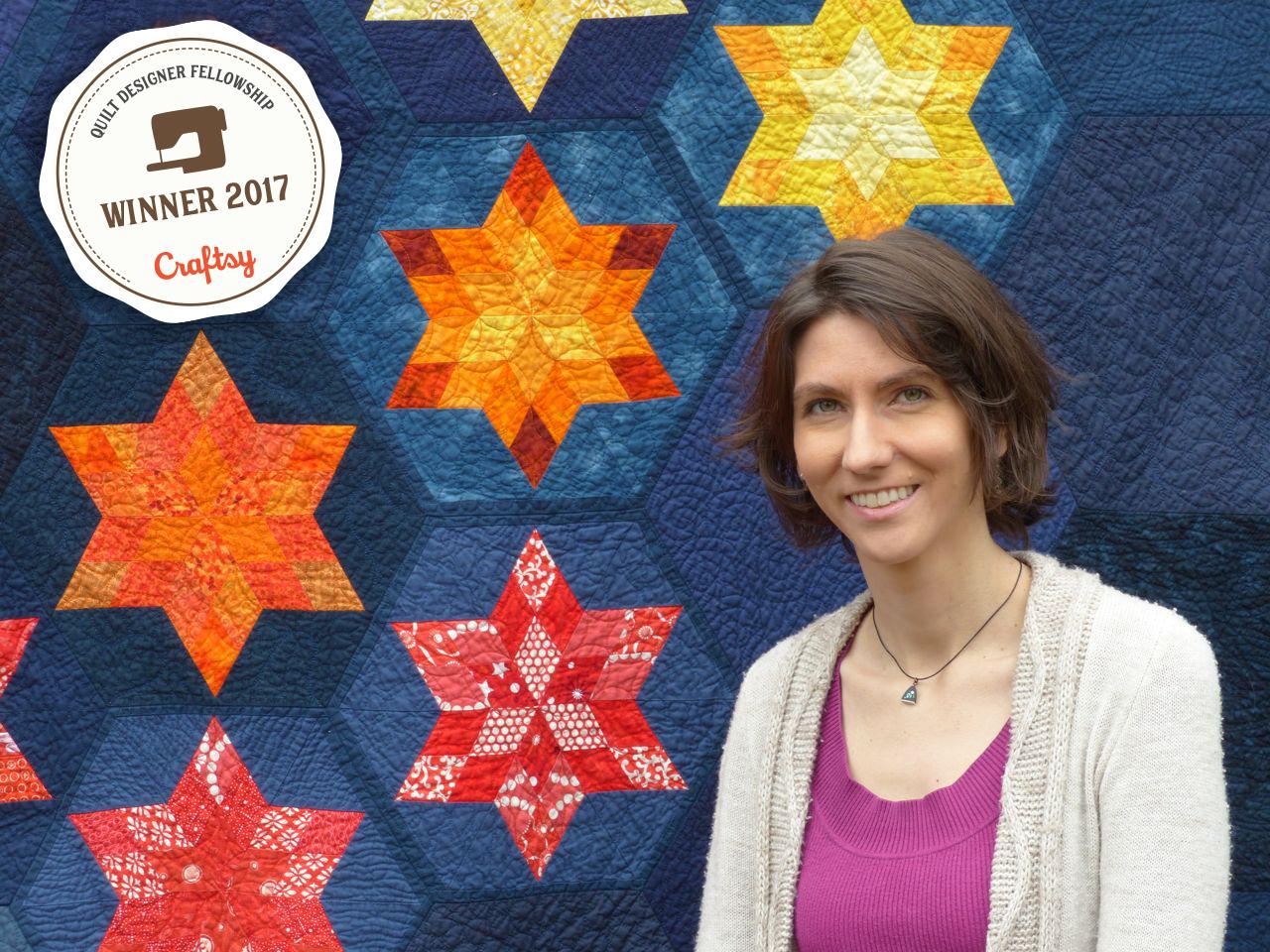 Sylvia Schaefer Quilt Designer Winner
