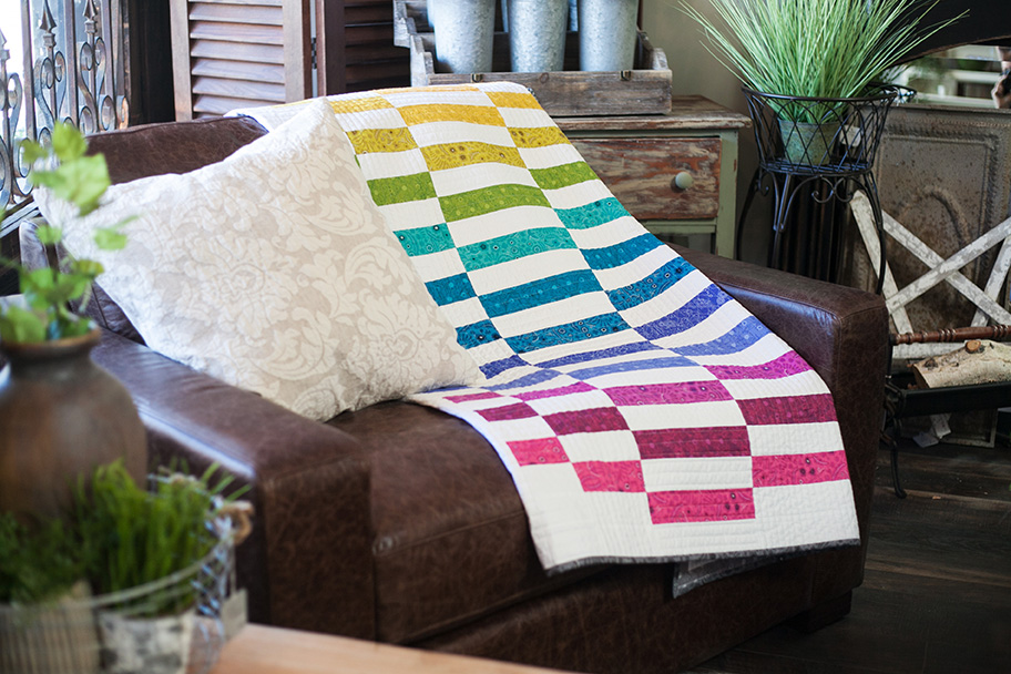 Staggered Quilt