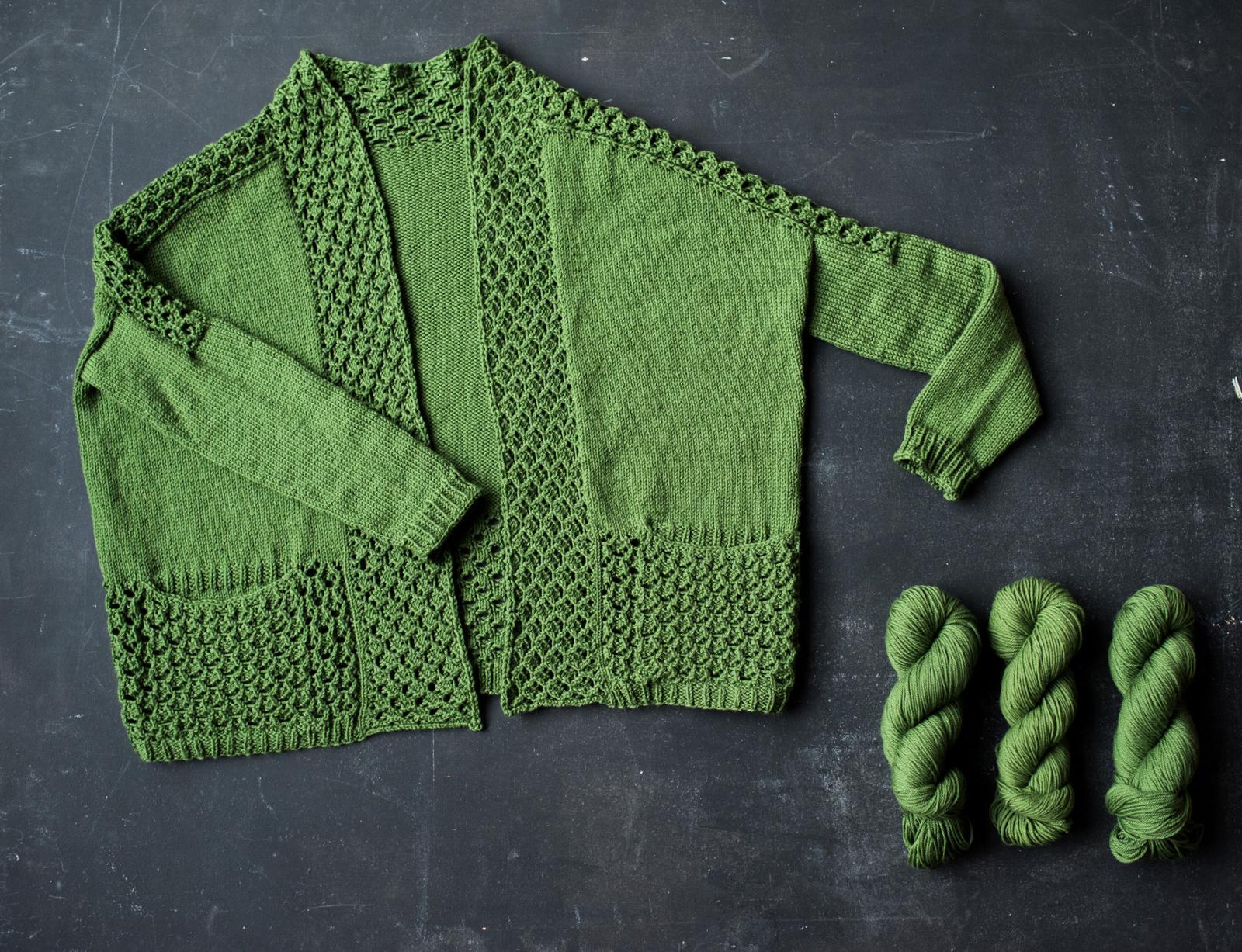 Tealeaf Sweater