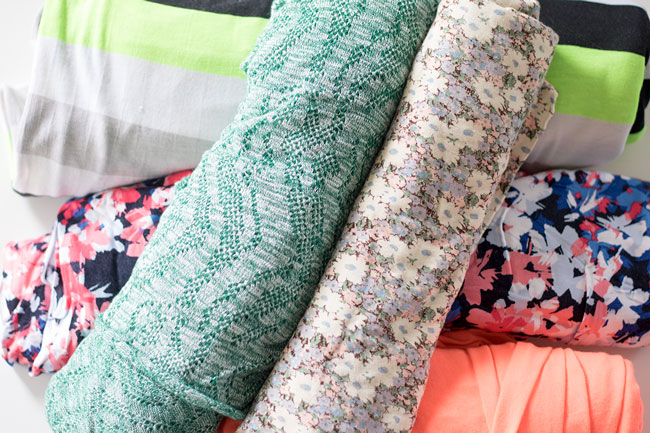 5 Common Problems When Sewing With Knit Fabric