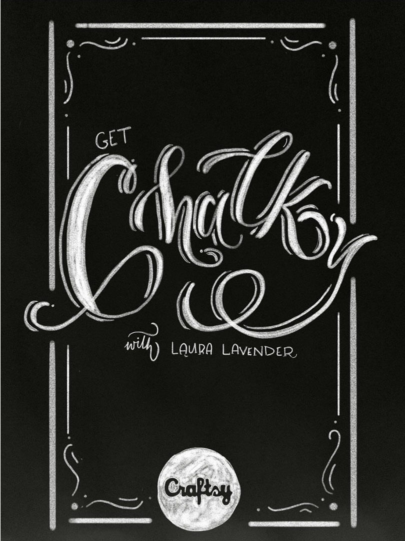 Get Chalky Lettering