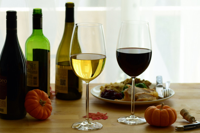 How to Pair Wine With Your Thanksgiving Dinner