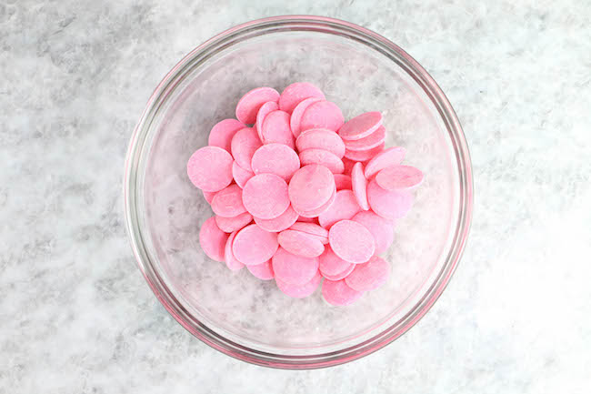 Pink Coating Chocolate | Erin Gardner | Craftsy