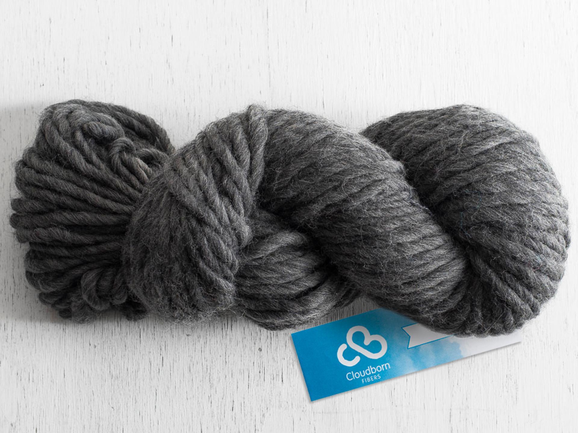 cloudborn highland roving yarn
