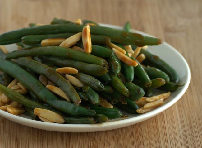 Asian-Inspired Fresh Green Bean Side