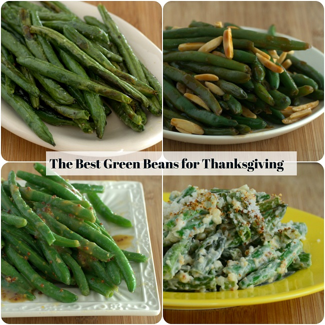 Best Green Beans for Thanksgiving