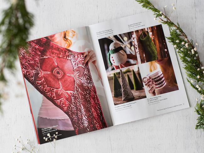 Bluprint 2017 Holiday Knitting Catalog
