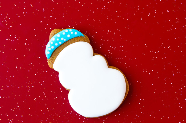Fun Snowmen Cookie Decorating
