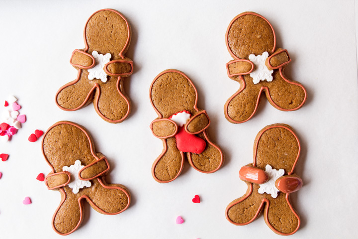 How to Make Simple Gingerbread Men