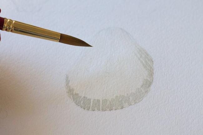 Paint shadows