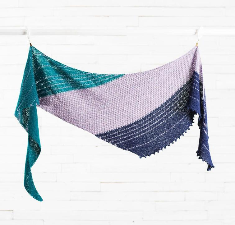 Ashburn Shawl Knitting Kit