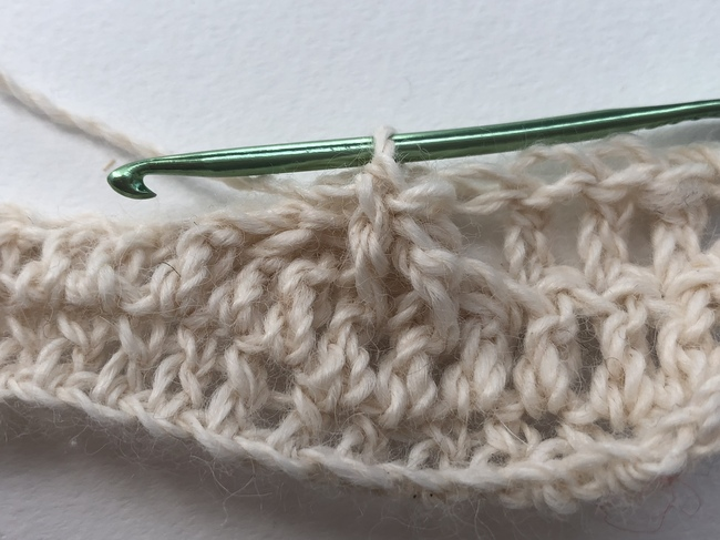 fpdc stitches for crochet cable