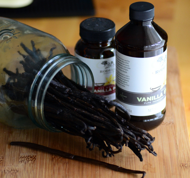 How to Choose & Use Different Kinds of Vanilla
