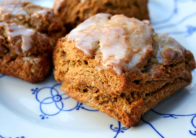 gingerbread buttermilk biscuits