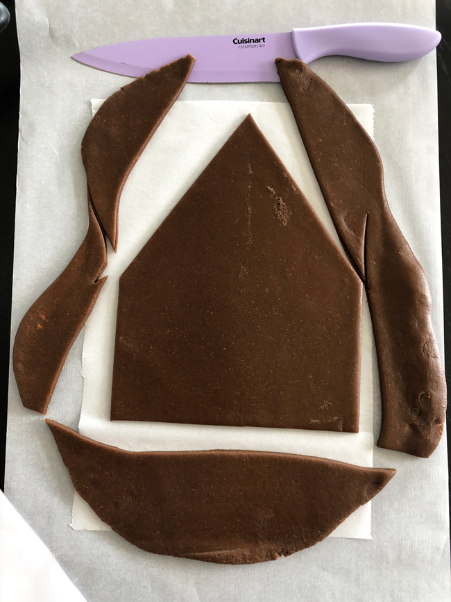 Gingerbread House Recipe Dough