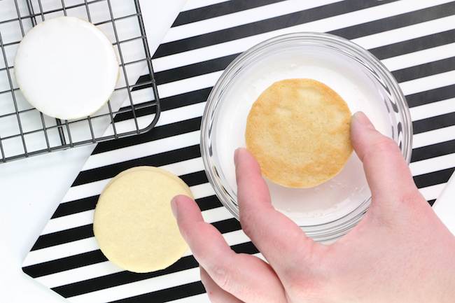 Dipping the Top of the Cookie   Erin Gardner