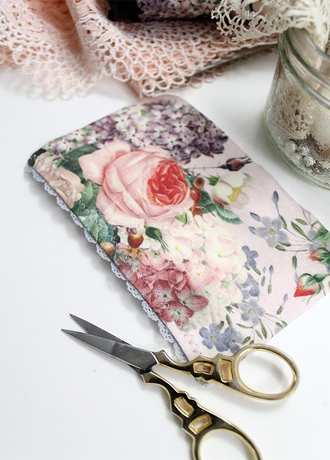 easy ways to sew picot elastic