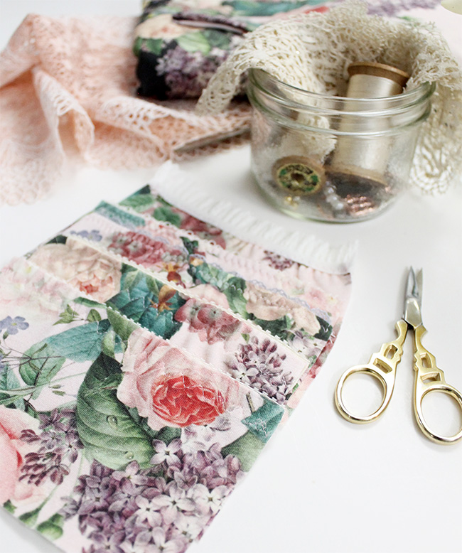 how to sew different types of lingerie elastic